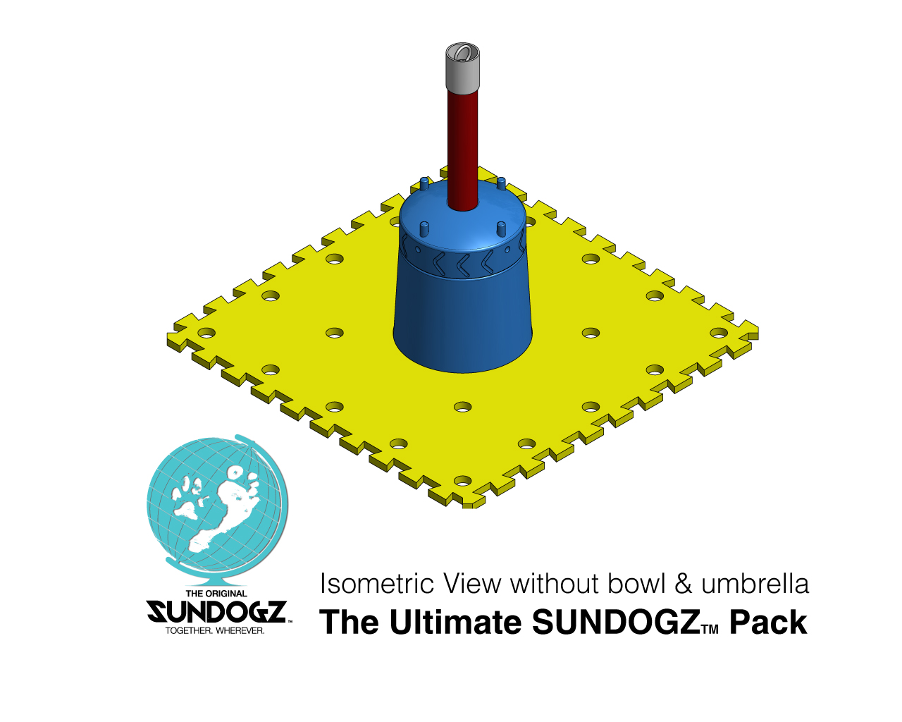 Ultimate SUNDOGZ Pack without accessories
