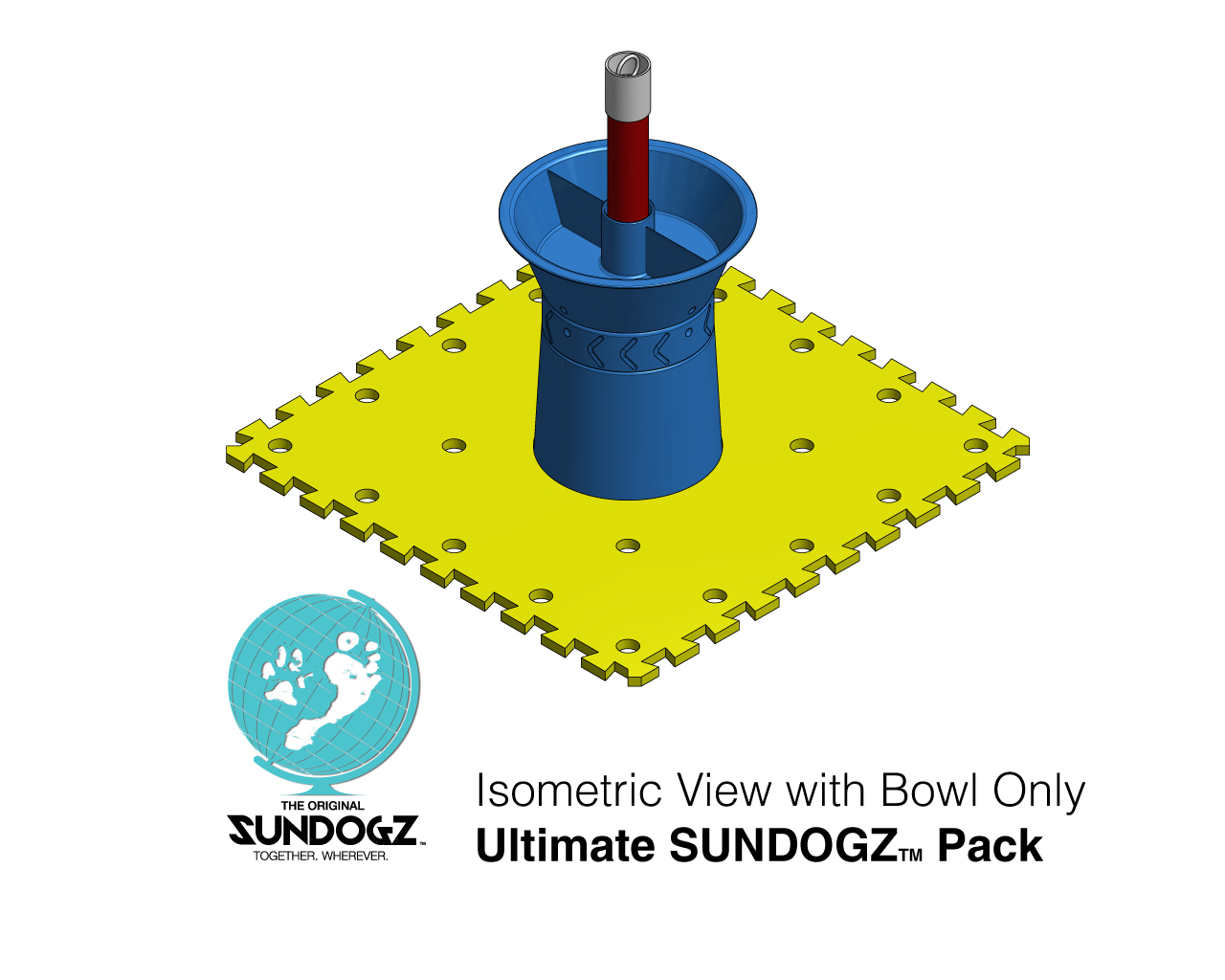 Ultimate SUNDOGZ Pack with Bowl Only